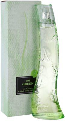 Parfums Café Café Green Eau de Toilette für Damen 1