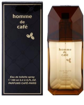 Parfums Café Homme de Café woda toaletowa dla mężczyzn
