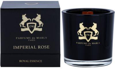 Parfums De Marly Imperial Rose illatos gyertya
