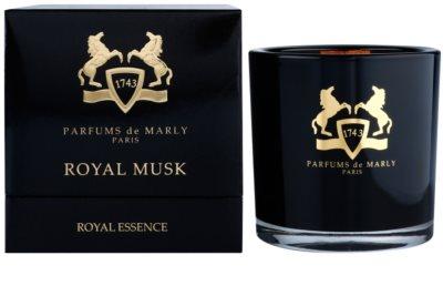 Parfums De Marly Royal Musk illatos gyertya