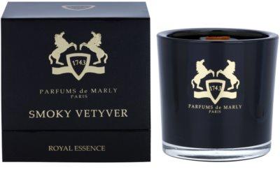Parfums De Marly Smoky Vetyver vela perfumado