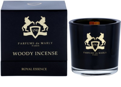 Parfums De Marly Woody Incense dišeča sveča