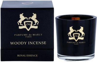 Parfums De Marly Woody Incense vonná svíčka
