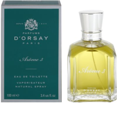 Parfums D'Orsay Arôme Eau de Toilette for Men