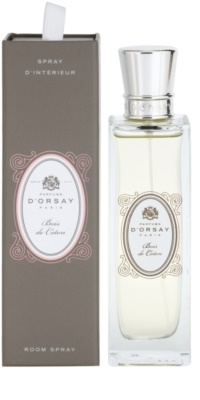 Parfums D'Orsay Bois de Cotton spray lakásba