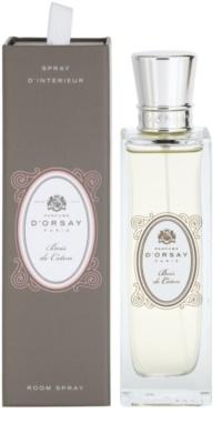 Parfums D'Orsay Bois de Cotton spray pentru camera