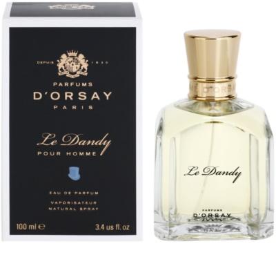 Parfums D'Orsay Le Dandy Pour Homme eau de parfum férfiaknak