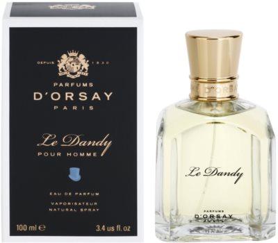 Parfums D'Orsay Le Dandy Pour Homme parfumska voda za moške