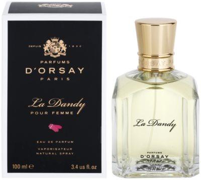 Parfums D'Orsay La Dandy Pour Femme Eau de Parfum para mulheres