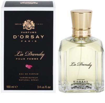 Parfums D'Orsay La Dandy Pour Femme parfumska voda za ženske