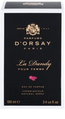 Parfums D'Orsay La Dandy Pour Femme Eau De Parfum pentru femei 4