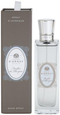Parfums D'Orsay Feuilles de Thé Épice Raumspray