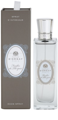 Parfums D'Orsay Feuilles de Thé Épice spray para o lar