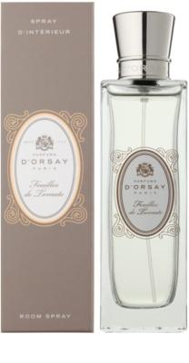 Parfums D'Orsay Feuilles de Tomate spray lakásba