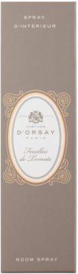Parfums D'Orsay Feuilles de Tomate spray pentru camera 4