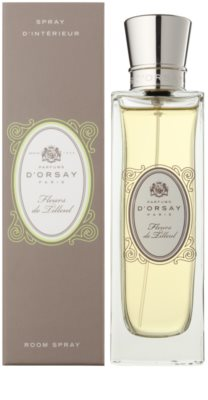 Parfums D'Orsay Fleurs de Tilleul Raumspray
