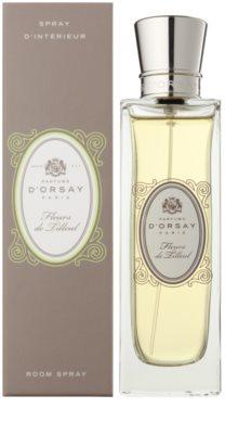 Parfums D'Orsay Fleurs de Tilleul spray para el hogar