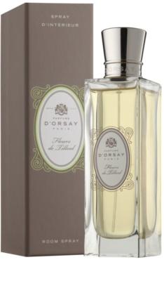 Parfums D'Orsay Fleurs de Tilleul spray para el hogar 1