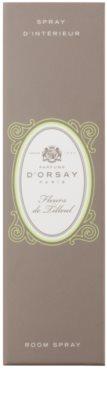 Parfums D'Orsay Fleurs de Tilleul spray para el hogar 4