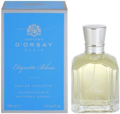 Parfums D'Orsay Etiquette Bleue тоалетна вода унисекс