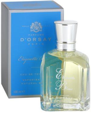 Parfums D'Orsay Etiquette Bleue Eau de Toilette unisex 1