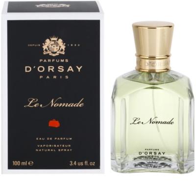Parfums D'Orsay Le Nomade eau de parfum férfiaknak