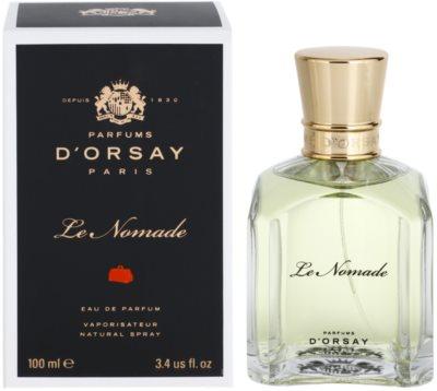 Parfums D'Orsay Le Nomade Eau De Parfum pentru barbati