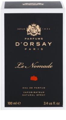 Parfums D'Orsay Le Nomade eau de parfum férfiaknak 5