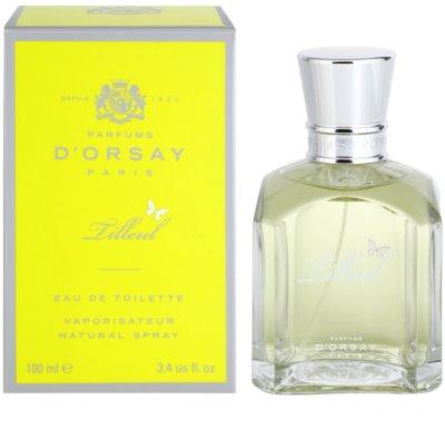 Parfums D'Orsay Tilleul toaletna voda za ženske