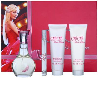 Paris Hilton Can Can coffrets presente