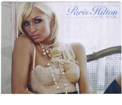 Paris Hilton Paris Hilton for Men coffret presente 2
