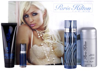 Paris Hilton Paris Hilton for Men coffret presente
