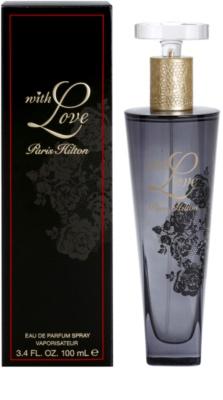 Paris Hilton With Love Eau de Parfum para mulheres