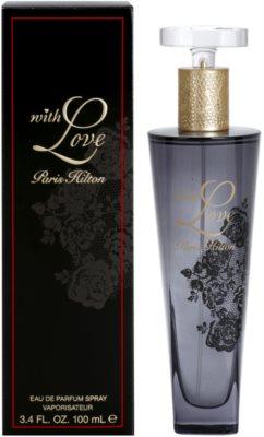 Paris Hilton With Love parfumska voda za ženske