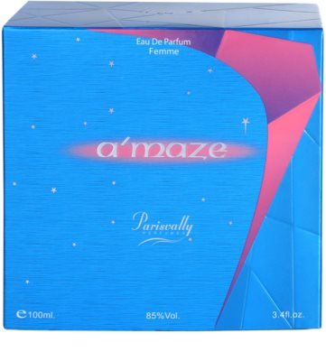 Parisvally A´maze Eau de Parfum para mulheres 4