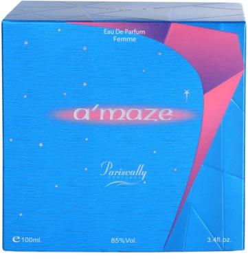 Parisvally A´maze Eau de Parfum für Damen 4
