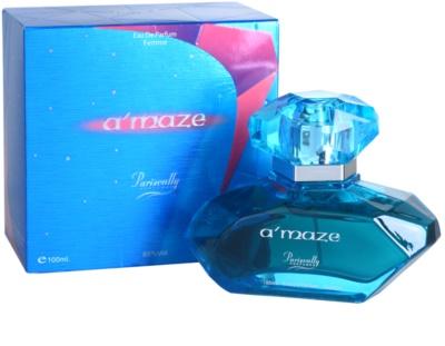 Parisvally A´maze Eau de Parfum para mulheres 1