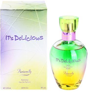 Parisvally It's Delicious Eau de Parfum para mulheres