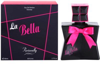 Parisvally La Bella Eau de Parfum para mulheres