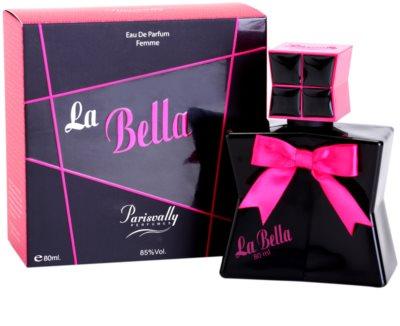 Parisvally La Bella parfumska voda za ženske 1