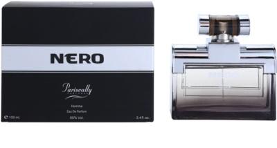 Parisvally Nero eau de parfum para hombre