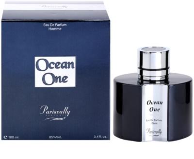 Parisvally Ocean One Homme eau de parfum para hombre
