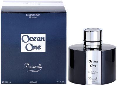 Parisvally Ocean One Homme парфумована вода для чоловіків