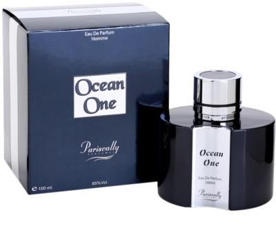Parisvally Ocean One Homme парфумована вода для чоловіків 1