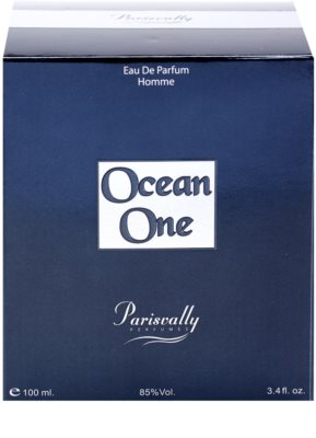 Parisvally Ocean One Homme Eau de Parfum para homens 4
