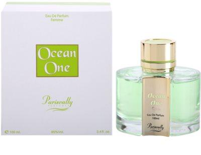 Parisvally Ocean One Femme Eau de Parfum für Damen