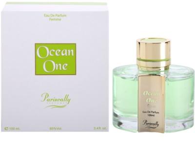 Parisvally Ocean One Femme Eau de Parfum para mulheres
