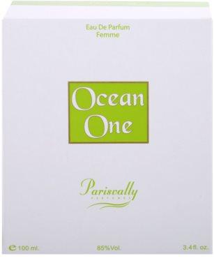 Parisvally Ocean One Femme Eau de Parfum für Damen 4