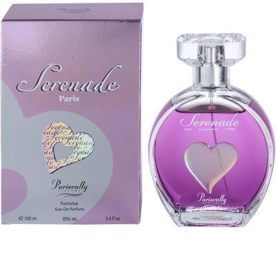 Parisvally Serenade Eau de Parfum für Damen