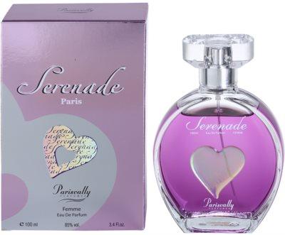 Parisvally Serenade Eau de Parfum para mulheres